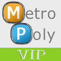 MetroPoly VIP Lime icon
