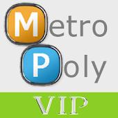 MetroPoly VIP Lime