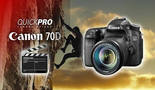 Canon 70D Shooting Video