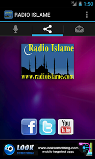 RADIO ISLAME - screenshot thumbnail