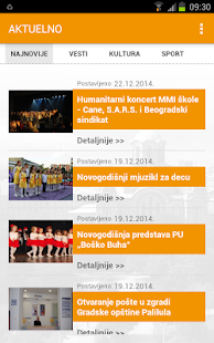 Moja Palilula- screenshot thumbnail