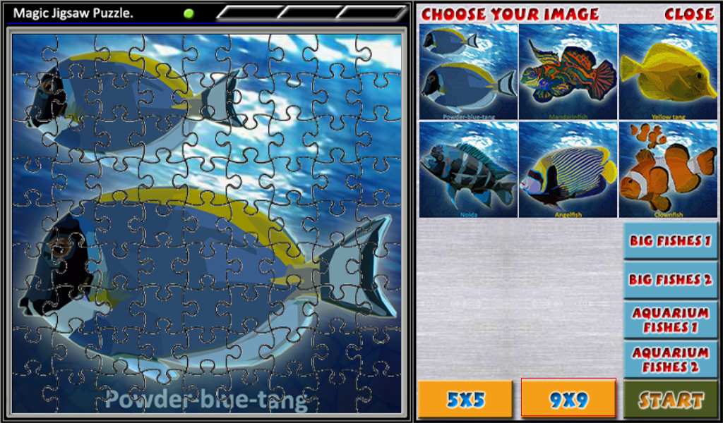 Magic Jigsaw Puzzle 3- screenshot