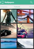 Screenshot of MTP Ringtones & Wallpapers