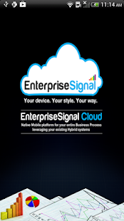 ES Cloud- screenshot thumbnail
