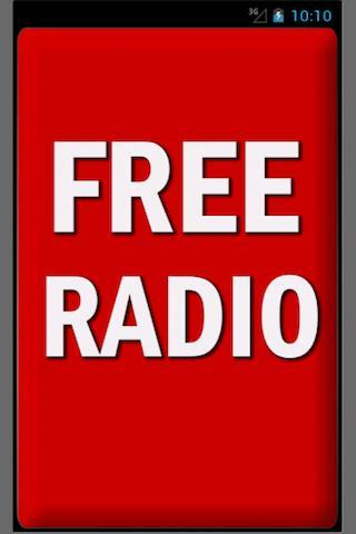 FreeStreams Free Radio App