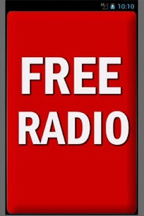 FreeStreams Free Radio App - screenshot thumbnail