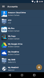 FolderSync Lite - screenshot thumbnail