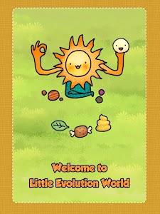 Little Evolution World v1.2.1 (Mod Money)