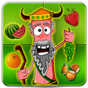 Memory Island: Fruits and Nuts icon