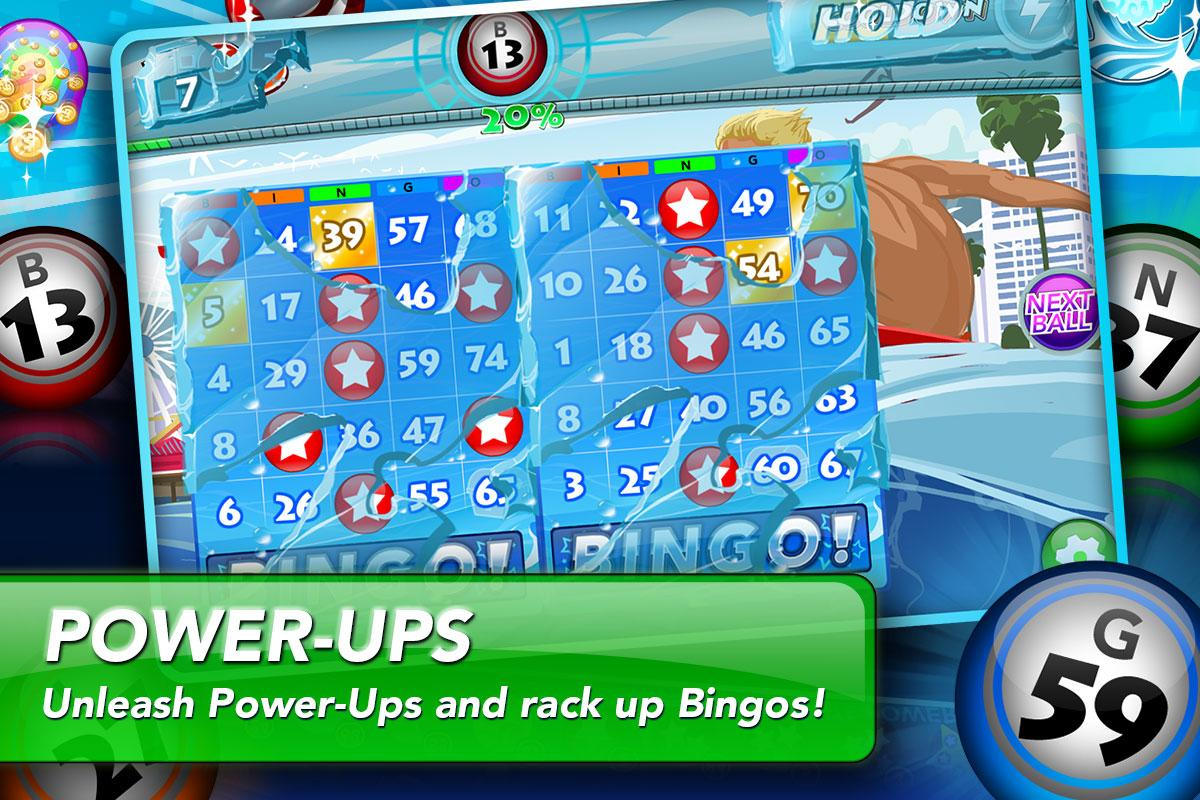 Bingo Rush 2- screenshot