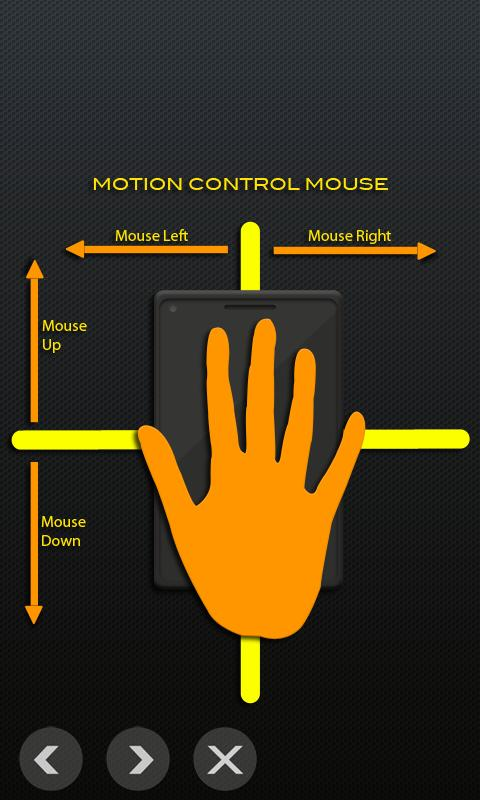 Remote Magic Mouse- screenshot
