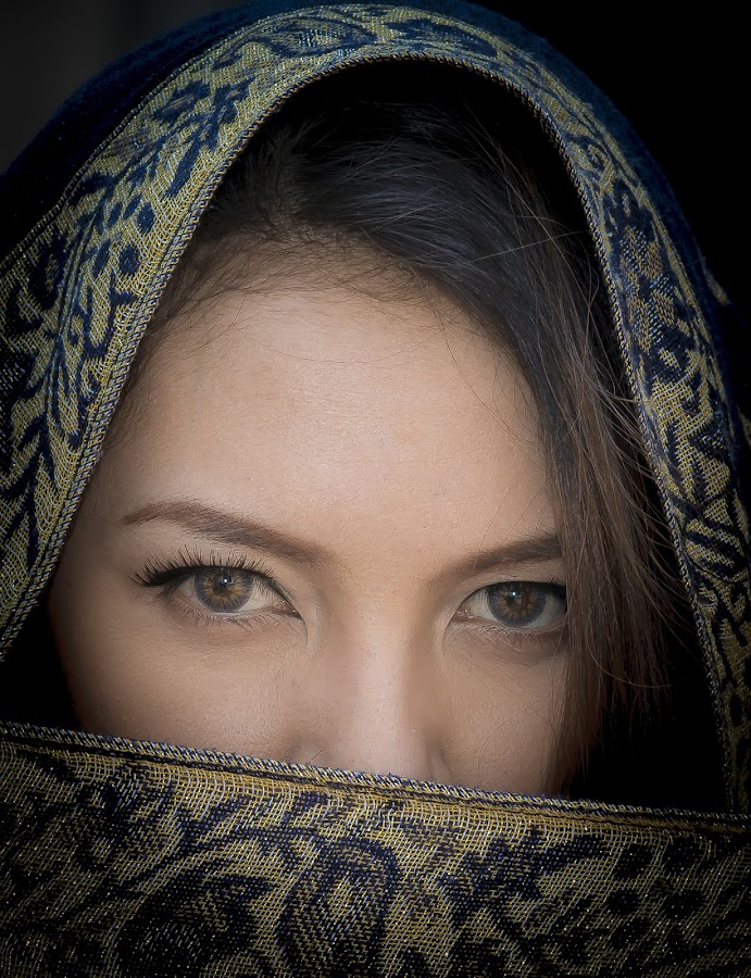 maria aya by Ricky Agvirty - People Portraits of Women