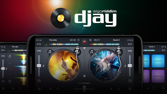 djay 2- screenshot thumbnail