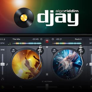 Download djay 2 v2.3 APK + OBB DATA Grátis- Aplicativos Android