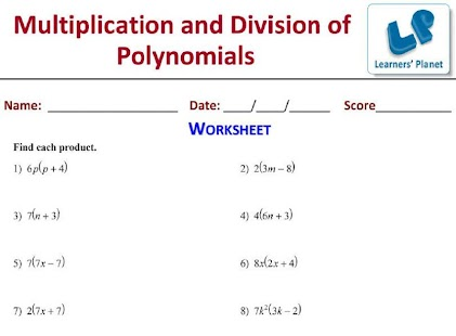 Grade-9-Maths-Polynomials - Android Apps on Google Play