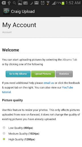 【免費媒體與影片App】Craig Upload - Image Hosting-APP點子