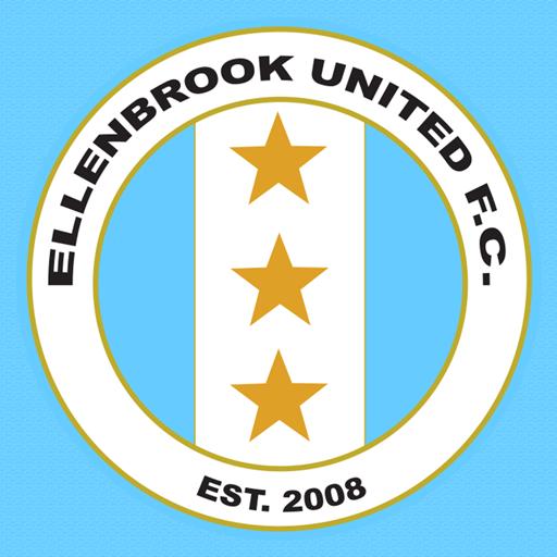 Ellenbrook United FC LOGO-APP點子