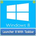 New Windows 8 Launcher Phone icon