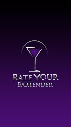 Rate Your Bartender