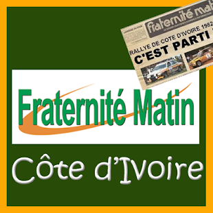 Fraternité Matin - screenshot thumbnail