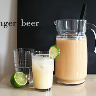 Ginger Beer.