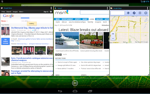 Popup Browser - screenshot thumbnail