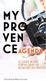 My Provence Agenda- screenshot thumbnail