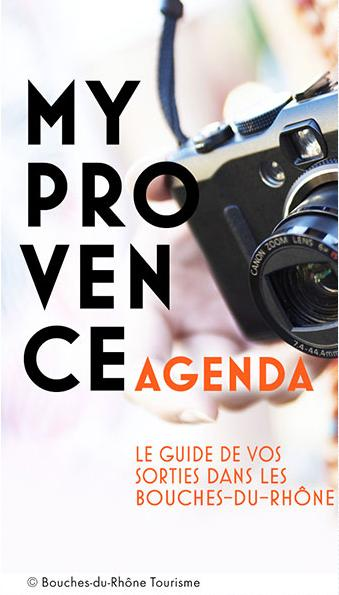 My Provence Agenda- screenshot