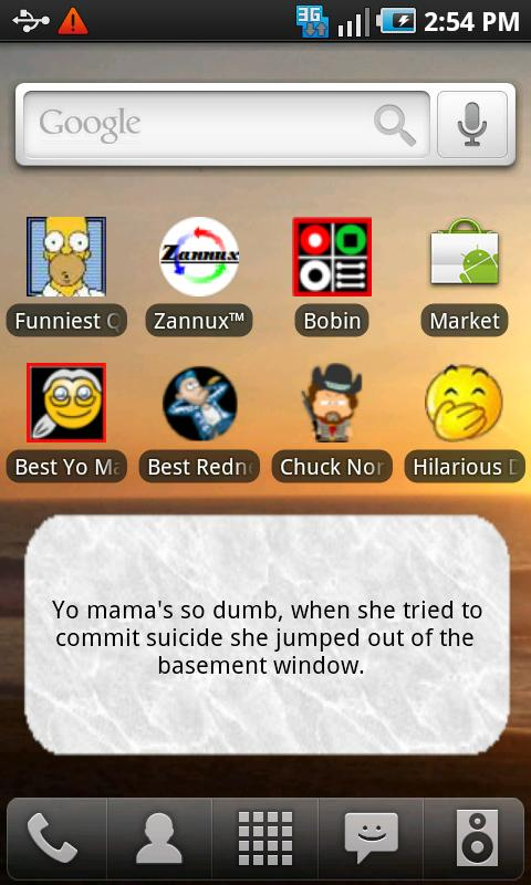 Best Yo Mama Jokes Pro- screenshot
