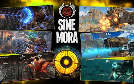 Sine Mora Screenshot 8