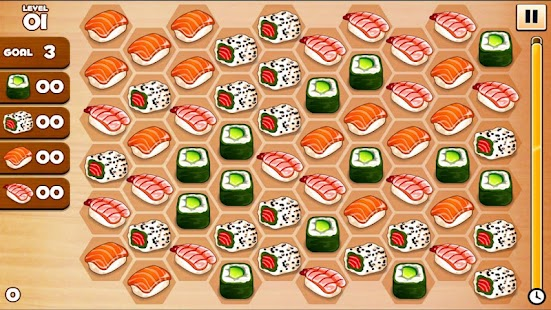 Sushi Swipe HD FREE - screenshot thumbnail