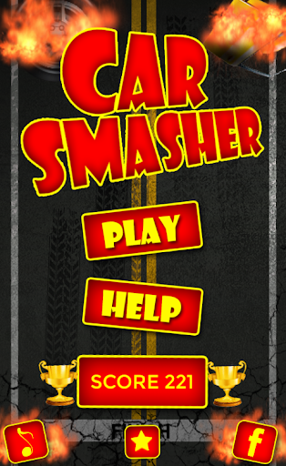 Car Smasher Without Ads