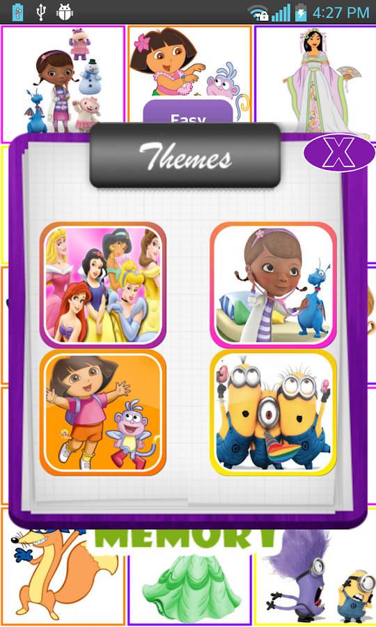 Matching Game for Kids - screenshot