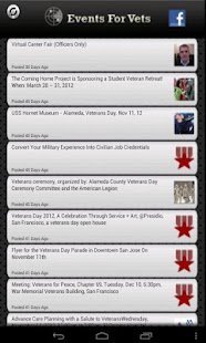 Events For Vets- screenshot thumbnail