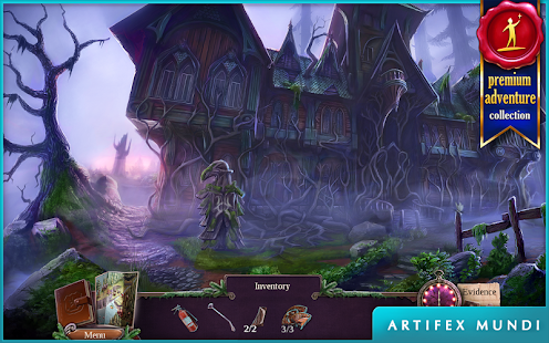 Enigmatis 2: The Mists of Ravenwood- screenshot thumbnail