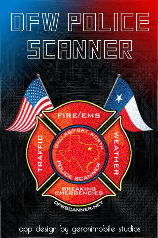 DFW Scanner - screenshot