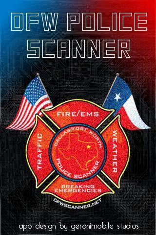 DFW Scanner - screenshot