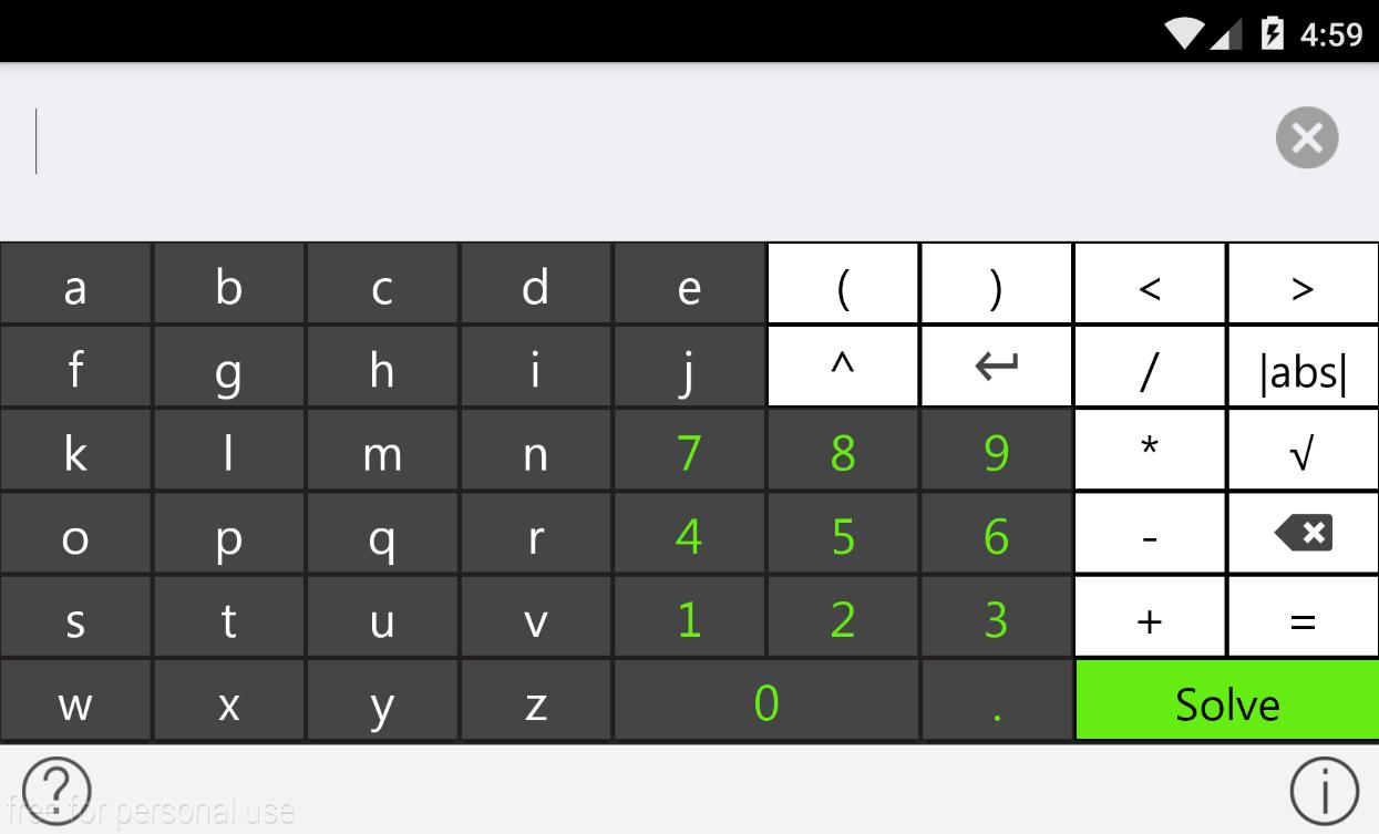 Tiger Algebra Solver - Revenue & Download estimates - Google Play ...