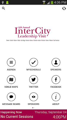 InterCity Leadership Visit