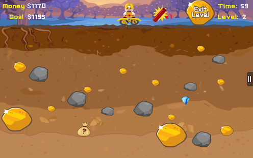 Đào vàng không khó screenshot