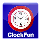 Clock Fun Live Wallpaper icon