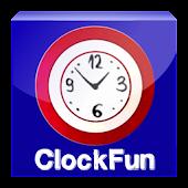 Clock Fun Live Wallpaper