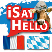 iSayHello French - Bavarian