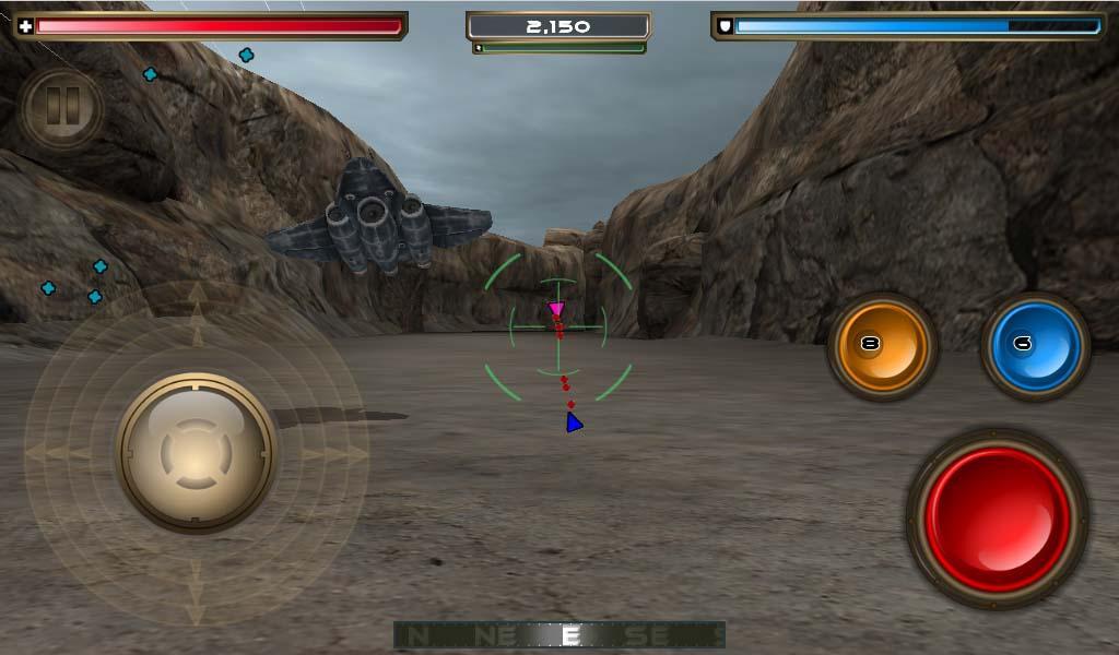 Tank Recon 2 (Lite)- screenshot