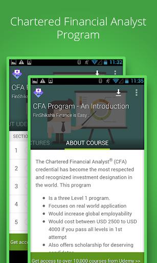 Learn CFA Basics