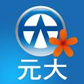元大行動精靈 logo