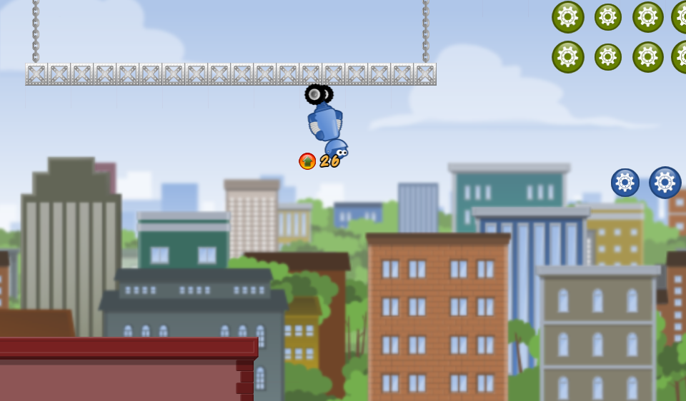 Overdroy (Jump & Run Platform) - screenshot
