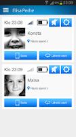 Screenshot of Elisa Perhe
