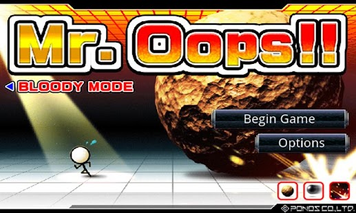 Mr.Oops!!- screenshot thumbnail