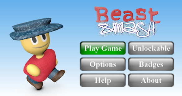 Platformer Game: Beast Smash - screenshot thumbnail